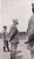 Photo Mai 1916 LOUVERCY (Livry-Louvercy, Près Mourmelon-le-Grand) - Lt. Colonel Quillet 315ème Ter. (A148, Ww1, Wk 1) - Frankrijk