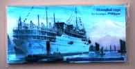 SOUVENIR PHILATELIQUE 2007  SHANGHAI 1932 Albert Londres 6 Cartes Souvenirs ,6 Feuilles Gommés (sous Blister Fermé) - Blocs Souvenir