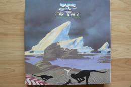 Yes - Drama - 33T - Rock Progressif - 1980 - Rock