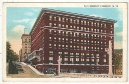 The Fairmont, Fairmont, W. Va. - Etats-Unis