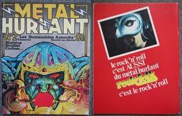 Metal Hurlant 2 - Moebius Druillet Mandryka Corben - Métal Hurlant