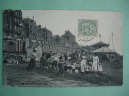 Cabourg 14 1906 MAPS Postcard Postkarte Cartolina Postale - Cabourg