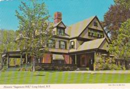 New York Long Island Oyster Bay Historic Sagamore Hill