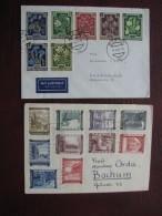 Brief 24 - Österreich - Brief  1948 Bis 1960 Mit Bunter Frankatur - 18 Briefe - 1945-.... 2. Republik