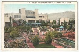 The Samarkand, Persian Hotel, Santa Barbara, California - Santa Barbara