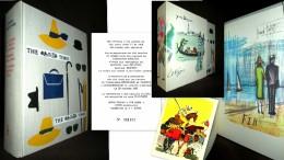 MAJOR THOMPSON + VACANCES A TOUS PRIX + Mr BLOT Aquarelle BUFFET BRAYER LORJOU Edition GALLIMARD Numéroté DANINOS 1961 ! - Non Classés