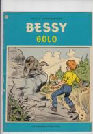 """Bessy """" Golo """"  Nr 151 (1982) Willy Vandersteen - Karl May"""