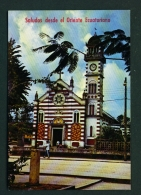 ECUADOR  -  Archidona Cathedral  Unused Postcard - Ecuador