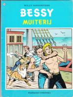 """Bessy """" Muiterij """"  Nr 140 (1980) Willy Vandersteen - Karl May"""