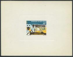 OBERVOLTA / MiNr.: 304 / Nationale Veterinärschule / Deluxe Proof - Obervolta (1958-1984)