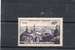 FRANCE  40 F    1951   Y&T: 916    Neuf Avec Gomme  Tachée - Francia