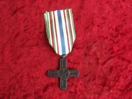 Croce Ordine Di Vittorio Veneto WW1 - 1914-18
