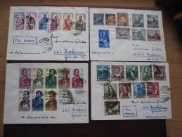 Brief 29 - Spanien - Espana - 10 Bunte Briefe - 1931-Heute: 2. Rep. - ... Juan Carlos I