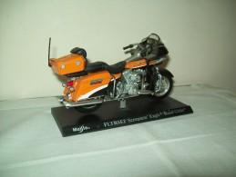 "Harley Davidson (Fltrset Screamin Eagle Road Glide) ""Maisto""  Scala 1/18 - Moto"