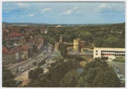 57 METZ - 1223 - Edts Elnacap - La Porte Des Allemands (1) (recto-verso) - Metz