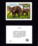 Les Animaux, L' Eléphant,  Editions Educatives, Scolaire, Illustrateur Calvet-Rogniat - Unclassified