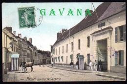 77 PROVINS - Quartier De Cavalerie - Provins