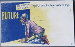 The Future Looks Dark To Me, Pesimsim, Bad Prospects - Bandes Dessinées