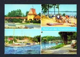 GERMANY  -  Scharmmutzelsee  Multi View  Unused Postcard - Germany