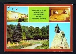 GERMANY  -  Seelower Hohen  Multi View  Unused Postcard - Seelow