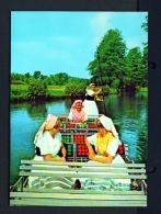 GERMANY  -  Spreewald  Blota  Unused Postcard - Germany