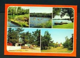 GERMANY  -  Konigs Wusterhausen  Multi View  Unused Postcard - Koenigs-Wusterhausen