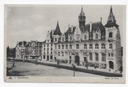 MEZIERES - N° 9 - HOTEL DE VILLE - CPA VOYAGEE - France
