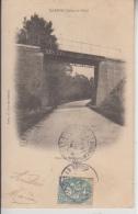 VAL D´OISE - MARINES - Pont De Bréançon - Marines