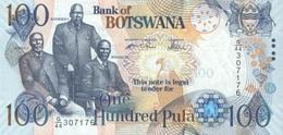 * BOTSWANA 100 PULA 2005 P-29b UNC [BW123b] - Botswana