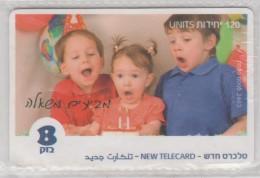 ISRAEL 2013 NEW TELECARD 120 UNITS - Israel