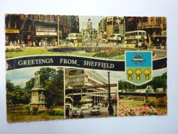 Greetings From Sheffield - Sheffield