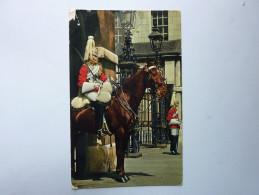 Life Guards, Whitehall, London - London