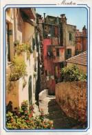 """Menton -  La Perle De France - La Côte D' Azur """"French Riviera"""" - Postales"""