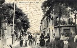 11 PEPIEUX-  Avenue De Siran- Très Très Animée - France
