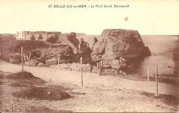 BELLE-ILLE - Le Fort Sarah-Bernhardt              -- Nozais 47 - Belle Ile En Mer