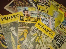 SOCCER FOOTBALL URUGUAY EXCELLENT VINTAGE PUBLICATIONS HISTORY TALES STATISTICS - Otras Colecciones
