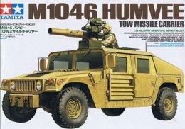 M1046 Humvee Tow Missile Carrier  ( 1/35 Tamiya ) - Military Vehicles