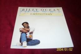 BILLY  OCEAN  °  CALYPSO CRAZY - Soul - R&B