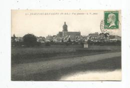 Cp , 49 , BEAUFORT EN VALLEE , Vue Générale , Voyagée - Autres Communes