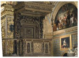 (145) MALTA -  Valetta Cathedral Art Work - Pittura & Quadri