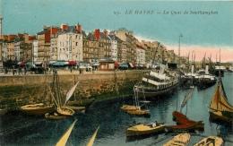 CPA Le Havre-Le Quai De Southampton    L2136 - Unclassified