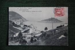 SAN SABASTIAN - Vista Desde El Camino De AYETE - Guipúzcoa (San Sebastián)
