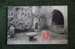 FUENTERRABIA - Patio Del Palacio De Carlos V - Espagne