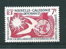 Nouvelle Calédonie Timbres De 1958  N°290  Neufs ** - Ongebruikt