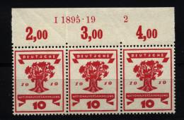 D.R,107,HAN 1895.19,postfrisch,OR Gefaltet - Ongebruikt