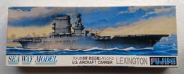 U. S. Aircraft Carrier Lexington 1/700   ( Fujimi ) - Boats