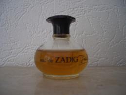 Flacon Emilio Pucci  Eau De Zadig 6cm De Haut - Miniature Bottles (without Box)