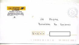 Lettre Franchise Cachet Rueil Clc - Storia Postale