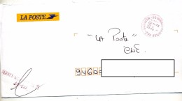 Lettre Franchise Cachet Vannes Annexe 2 - Storia Postale
