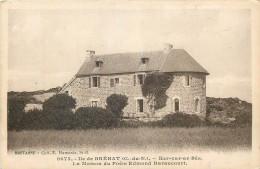 22 - Cote D'ARMOR - Ile De Bréhat - Maison Du Poète Edmont Haraucourt - Ile De Bréhat